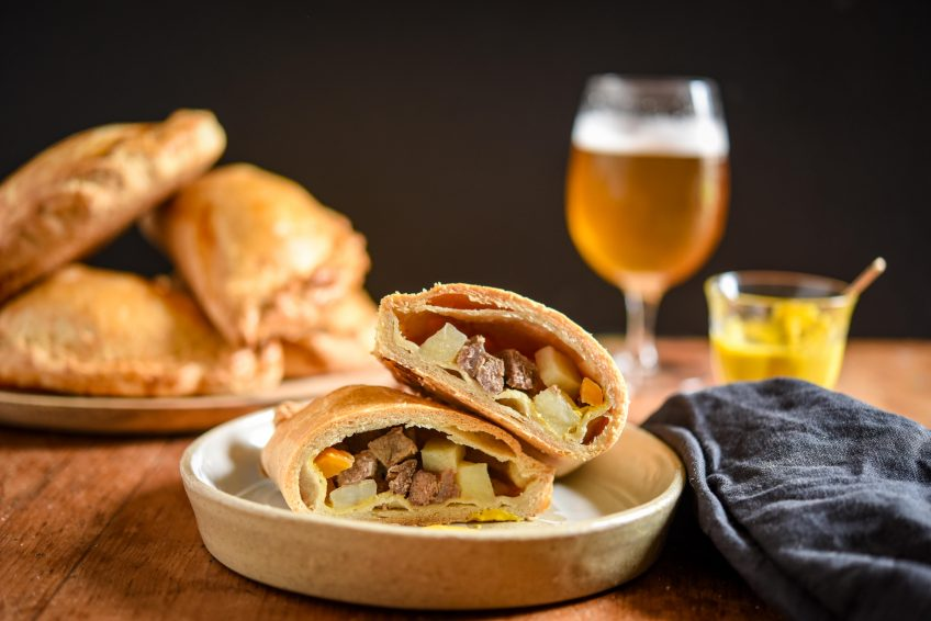 Steak, Swede & Ale Pasties | Patisserie Makes Perfect