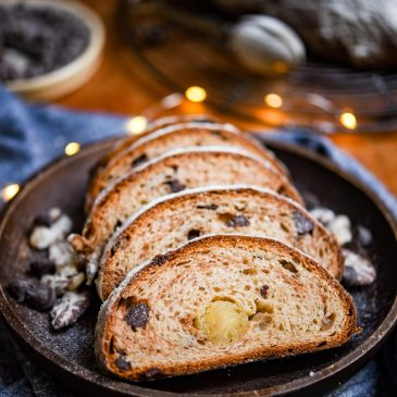 Chocolate Chip Stollen