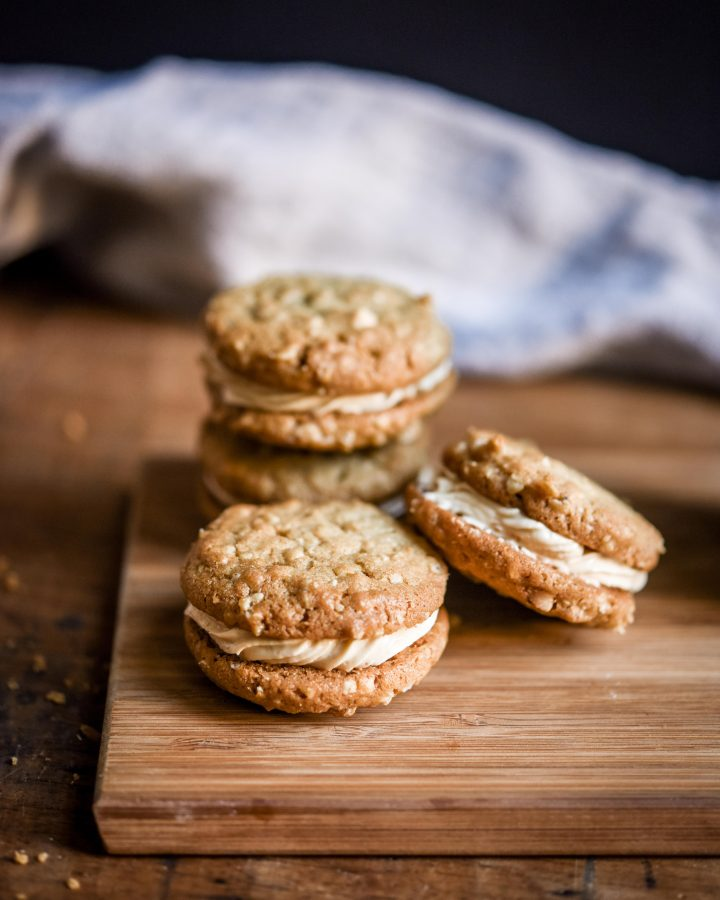 Peanut Butter Sandwich Biscuits | Patisserie Makes Perfect